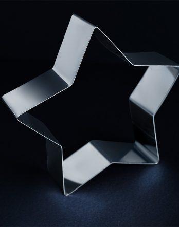 форма для выпечки звезда