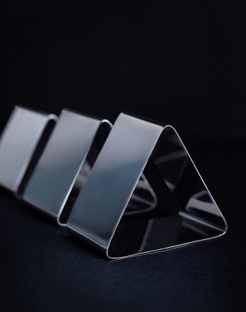 форма для выпечки треугольник